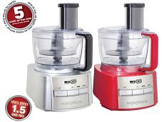 מעבד מזון  48655/1/7 מתצוגה MORPHY RICHARDS