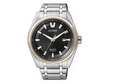 שעון יד ECO DRIVE לגבר CITIZEN CI-AW124456E