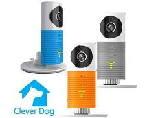 מצלמת Wi-Fi חכמה Clever Dog V1_Night vision