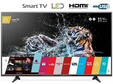 טלויזיה SMART TV 4K 55UF680 LG