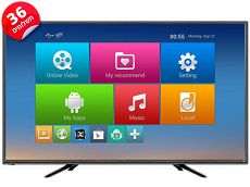 טלויזיה SMART TV PE-55FLEDSMART Peerless