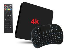 סטרימר Octa Core כולל קודי TV BOX OCTA