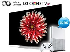 "LG טלויזיה SMART TV 4K ""55 OLED55C7Y LG"