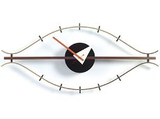 שעון קיר EYE CLOCK Bradex