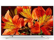 SONY טלויזיה 75 4K ANDROID TV KD-75XF8596BAEP SONY