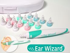 מנקה אוזניים Ear Wizard