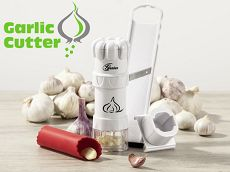 קוצץ שום Garlic cutter