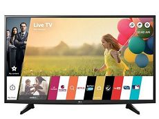 "טלויזיה LED Smart TV ""43 LH590 LG"