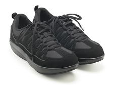 נעלי הליכה Walkmaxx Black Shoes