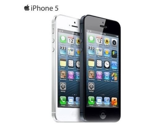 סמארטפון iPhone 5 16GB מחודש Apple