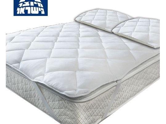 מודרני ריפודית מזרן למיטה זוגית טיפות טבע XO-04