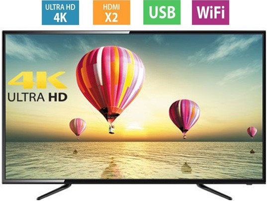 טלויזיה SMART TV 4K GS-55FS4K Muller