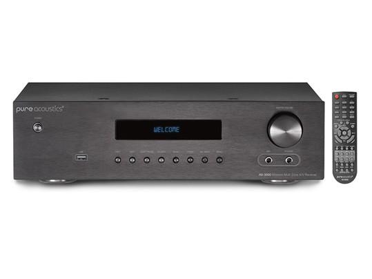 רסיבר Pure acoustics AV-3000