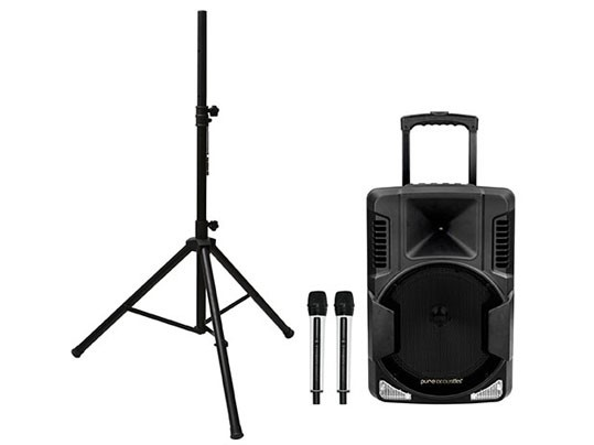 בלתי רגיל בידורית Pure acoustics STB-152 PSX STAND AP-29