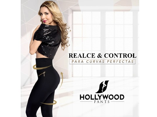 מכנסיים מחטבים Hollywood Pants