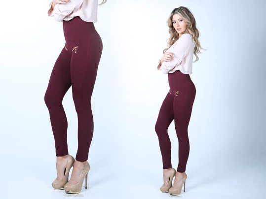 מכנסיים מחטבים Hollywood Pants Colors