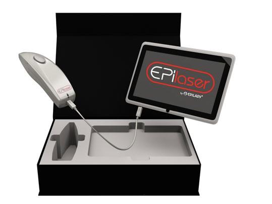 פנטסטי מכשיר ביתי להסרת שיער Epilady EP720-01 LB-28